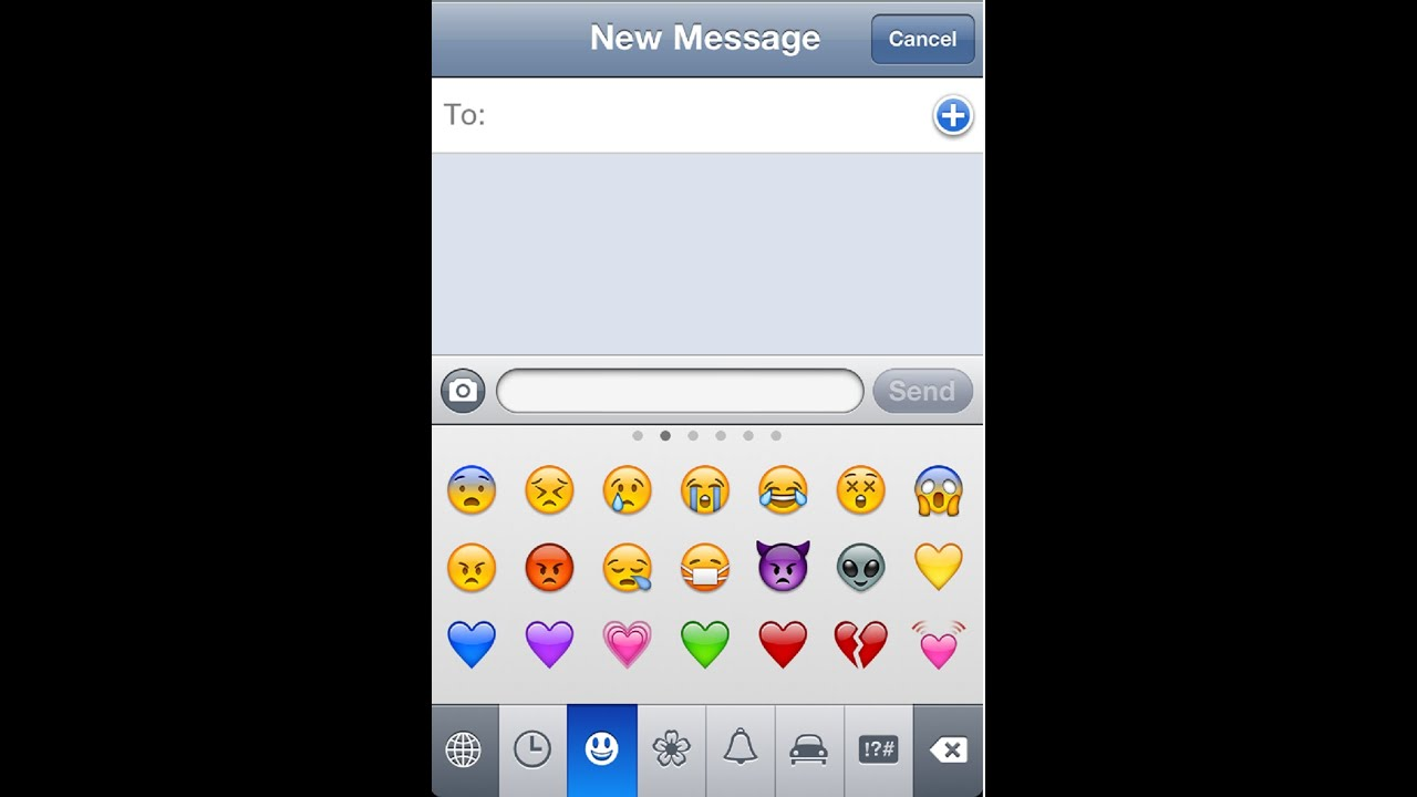 How To Get Emoji Emoticons On Your Iphone 6 Iphone 5 Iphone Ipad