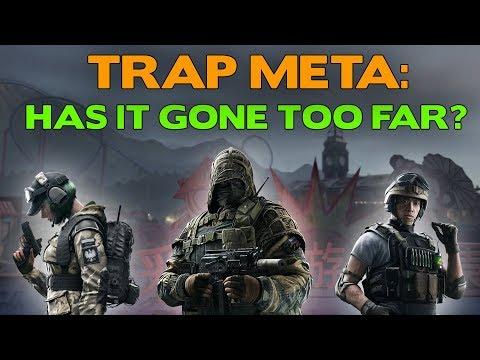 Has the TRAP META gone too far? || Rainbow Six Siege