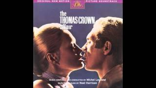 "Michel Legrand - ""Theme From The Thomas Crown Affair (The Windmills Of Your Mind)"""