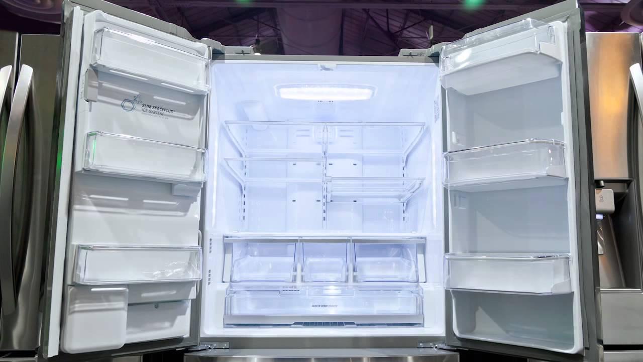 LG French Door Refrigerator - YouTube