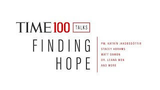 TIME100 Talks: Finding Hope — Equality in the Age of COVID-19