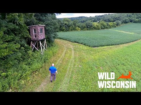 How Can Reading The Landscape Improve Your Hunt? Wild Wisconsin 2018: Ep. 3