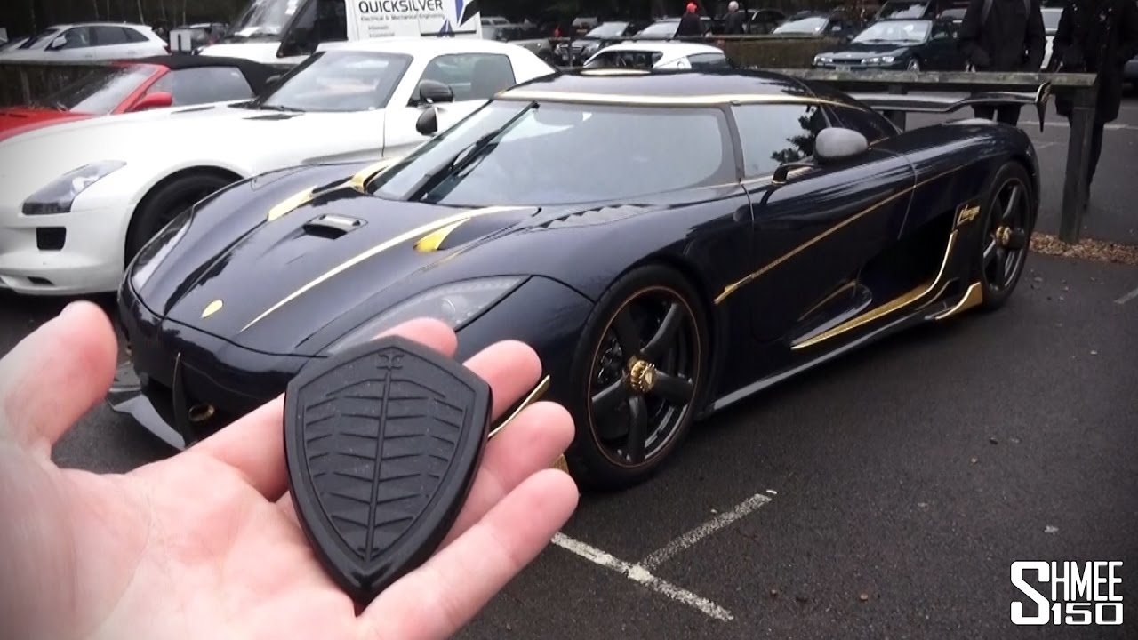 My Friendu0027s New KOENIGSEGG AGERA RS!!   YouTube
