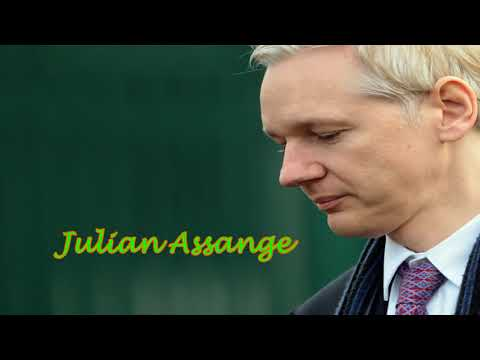 Julian Assange - Dislike with a passion the Obama / Clinton Administration !