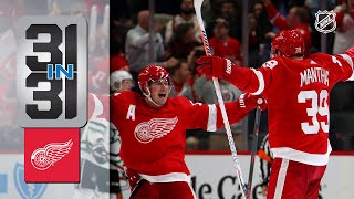 31 in 31: Detroit Red Wings 2020-21 Season Preview   Prediction   NHL