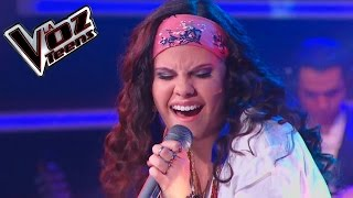 Andra canta 'El amor después del amor' | Rescates | La Voz Teens Colombia 2016