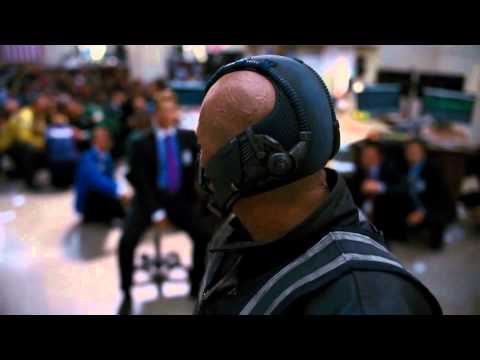The Dark Knight Rises  - Bane Stock Exchange FULL HD 1080p