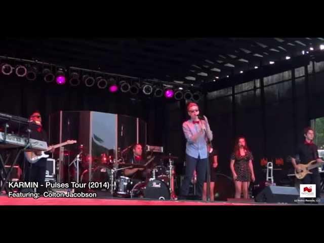 COLTON JACOBSON - KARMIN - PULSES TOUR