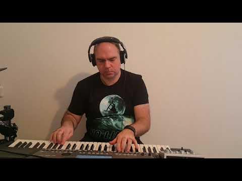 Каро, танец скрипки - Армянская музыка - Александр Килинкаров - Korg Pa600QT - Live