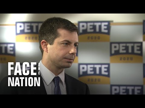 Pete Buttigieg on Iowa ground game, Trump