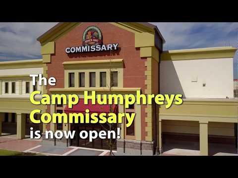 Camp humphreys commissary hours