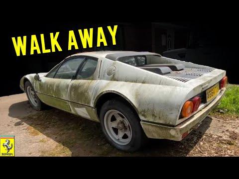 Heres Why You Should Never Attempt a Ferrari DIY Restoration