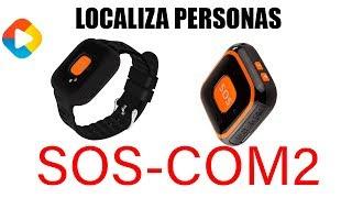 LOCALIZADOR DE PERSONAS + COMUNICADOR SOS MOVIL | SOS-COM2 - DonGregorioYJack