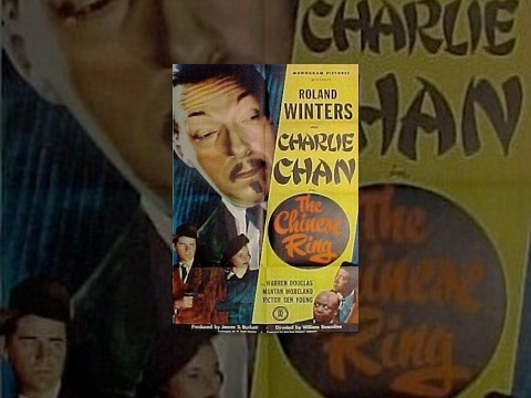 Charlie Chan - The Chinese Ring