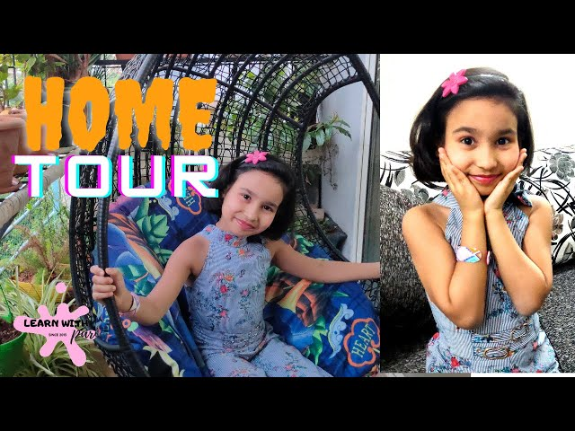 Home Tour by Pari | LearnWithPari Life styles | My Sweet Home | LearnWithPari