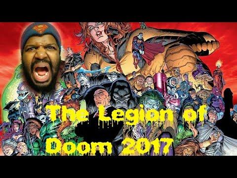 THE LEGION OF DOOM 2017 (Top Ten Worst Films)