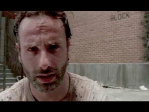 The Walking Dead - Season 3 | Episode 5 Sneak Peek | SAY THE WORD