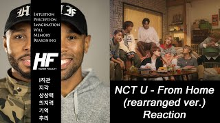 NCT U 엔시티 유 'From Home (Rearranged Ver.) Reaction Video Higher Faculty