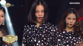 CLC - Black Dress [Inkigayo Ep 949]