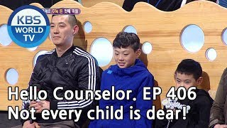 My Husband Hates Our First Son Hello Counselor ENG THA 2019 04 01