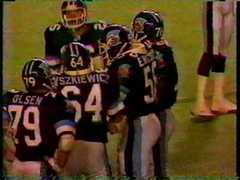 CFL 1982: Edmonton at Toronto (part 7)