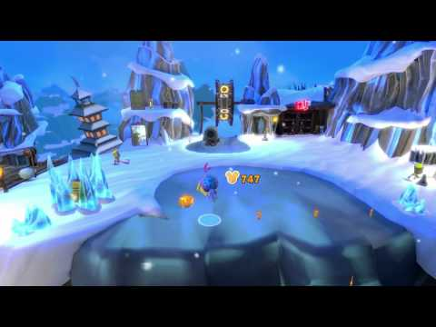 Disney Universe walkthrough - High in the Himalayas