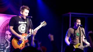 "Less Than Jake ""My Very Own Flag"" clip 02-16-12 Brooklyn Bowl"