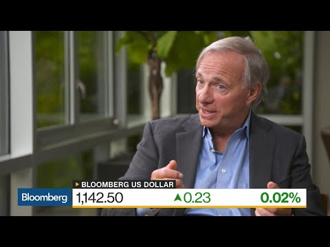 Bridgewater's Dalio Says U.S. Has a Large Wealth Gap