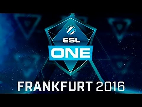 coL vs Shazam ESL One Frankfurt 2016 America Qualifier Final Game 1 bo5