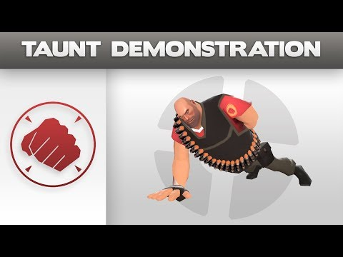 Taunt Demonstration: Russian Arms Race