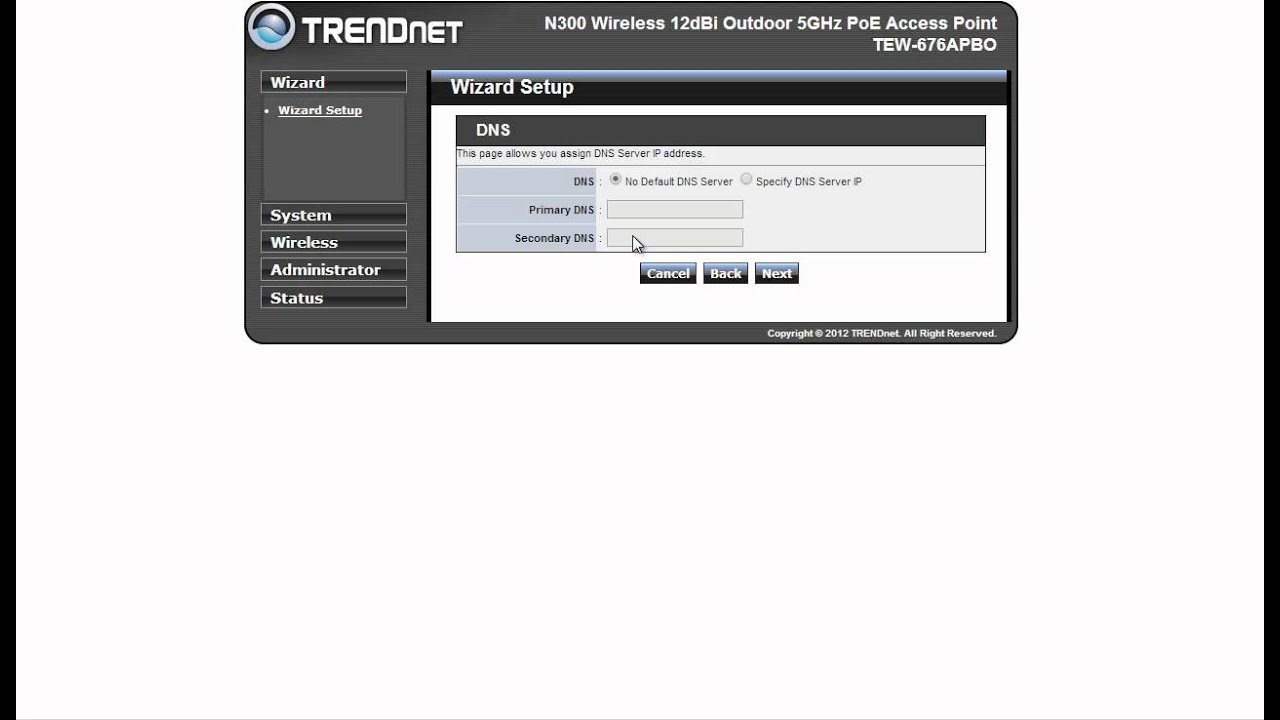 TRENDnet TEW-676APBO Access Point Driver Download