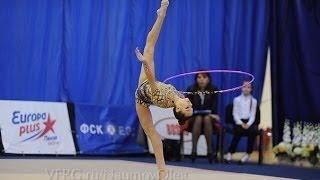 Передача: Шаги к успеху ))) равновесие планше.....the training in rhythmic gymnastics