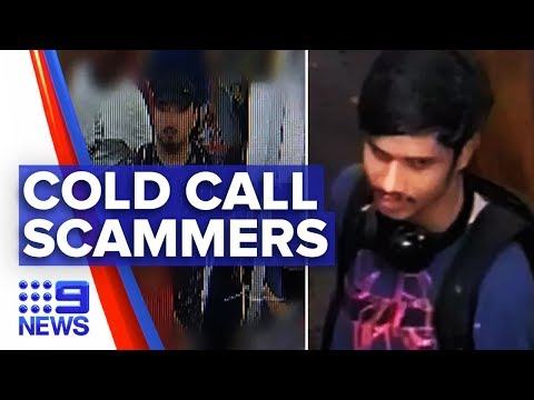 Sydney's elderly community targeted by call scammers | Nine News Australia