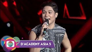 Enerjik Dan Penuh Aksi!! Joshua Manio-Philippines ''Let'S Have Fun Together''- D'Academy Asia 5