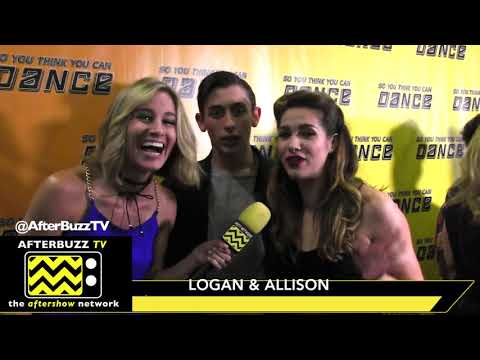 SYTYCD'S Logan & Allison talk to ABTV About Their Dynamic Chemistry