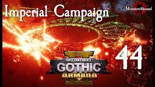 Battlefleet Gothic Armada 2 - Imperial Campaign #44