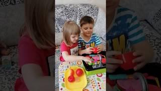 Веня и Лиля Играем вместе