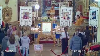 Духовне слово Митрополита Львівського Кир Ігоря у день свята Апостола Юди Тадея