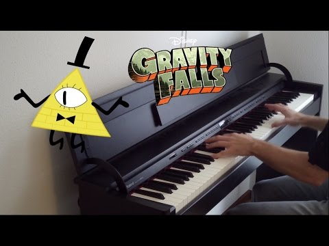 Gravity Falls - WEIRDMAGEDDON [Piano Cover]