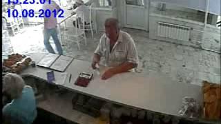 Возможный виновник ДТП в Балахтинском районе(, 2012-08-29T05:53:40.000Z)
