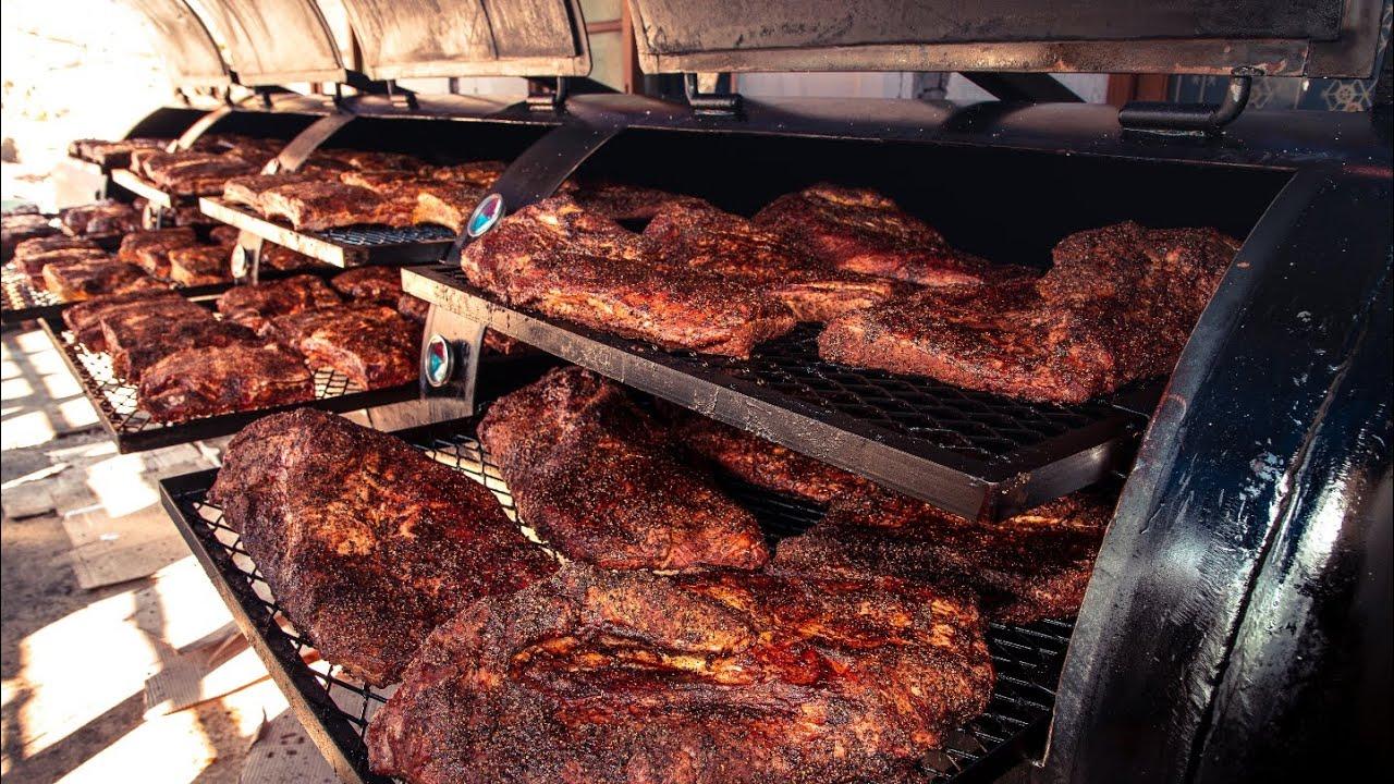 산속에서 힐링이 제대로! 바베큐 매니아 들도 인정한, 전국 최대규모 찐! 텍사스 바베큐 | How Texas BBQ Cook | Korean food