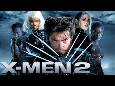 X-Men 2 - Trailer HD deutsch
