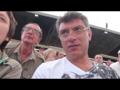 """Мой друг Борис Немцов"" Зося Родкевич / ""My friend Boris Nemtsov"" Zosya Rodkevich"
