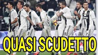 É MERITO DI ALLEGRI SE LA JUVENTUS É COSÌ FORTE! - Juventus-Frosinone 3-0