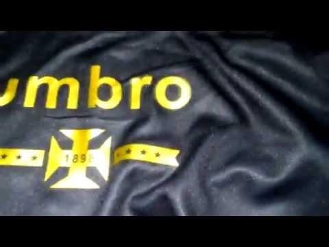 Unboxing Aliexpress - Camisa Do Vasco