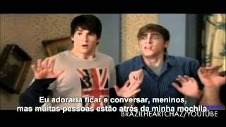 Big Time Movie Trailer Em Português