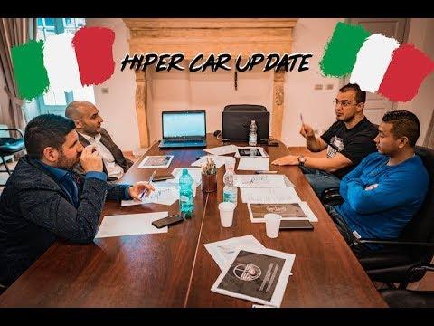 Hyper Car Build Gone Global | Custom Italian Carbon Fiber Body