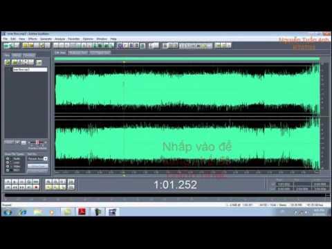 CĐ thực hành FPT - AnhNTPT00244 - Hướng dẫn cắt nhạc bằng adobe audition 1.5.mp4