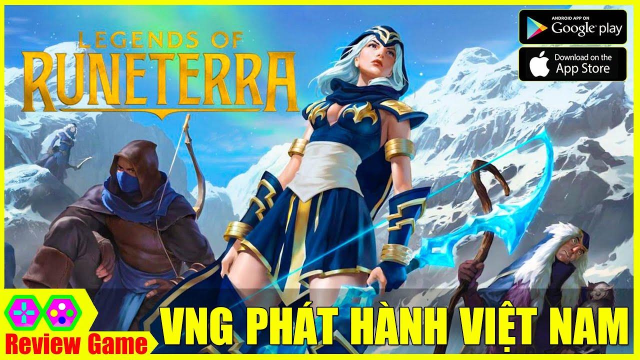 Huyền Thoại Runeterra – [Siêu HOT] Sẽ Được VNG Đồng Phát Hành Cùng Riot Tại Việt Nam 3/2020