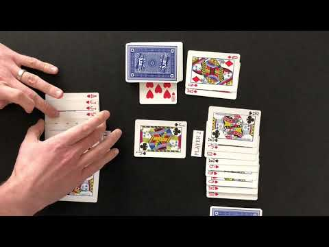 How To Play Pinochle (2 Players)